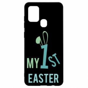 Etui na Samsung A21s Moja pierwsza Wielkanoc dla syna