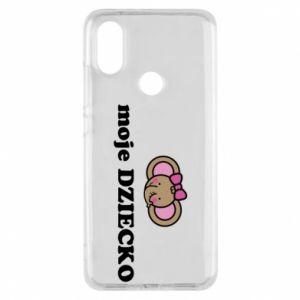 Etui na Xiaomi Mi A2 Moje dziecko