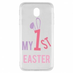 Etui na Samsung J7 2017 Moje pierwsze Święto Wielkanocne dla córki