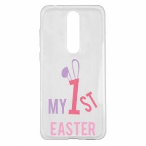 Etui na Nokia 5.1 Plus Moje pierwsze Święto Wielkanocne dla córki