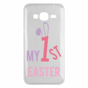 Etui na Samsung J3 2016 Moje pierwsze Święto Wielkanocne dla córki
