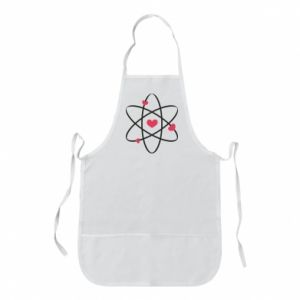 Apron Molecule of hearts