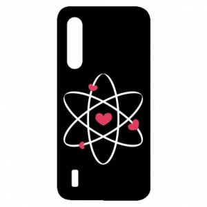 Xiaomi Mi9 Lite Case Molecule of hearts