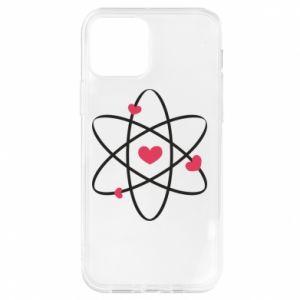 iPhone 12/12 Pro Case Molecule of hearts