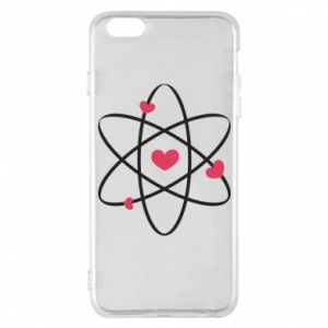 Phone case for iPhone 6 Plus/6S Plus Molecule of hearts