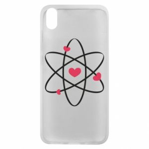 Phone case for Xiaomi Redmi 7A Molecule of hearts