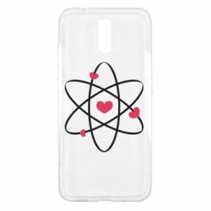 Nokia 2.3 Case Molecule of hearts