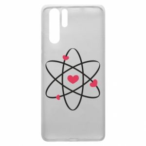 Huawei P30 Pro Case Molecule of hearts