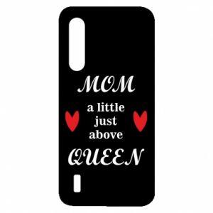 Etui na Xiaomi Mi9 Lite Mom a tittle just above queen