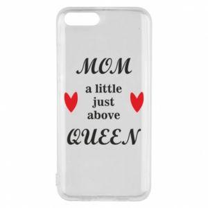 Etui na Xiaomi Mi6 Mom a tittle just above queen