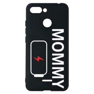 Phone case for Xiaomi Redmi 6 Mommy charge - PrintSalon