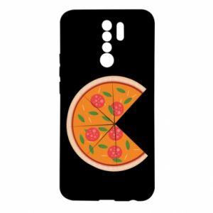 Etui na Xiaomi Redmi 9 Mommy pizza
