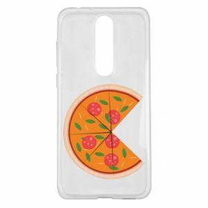 Etui na Nokia 5.1 Plus Mommy pizza