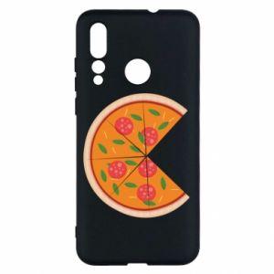 Etui na Huawei Nova 4 Mommy pizza