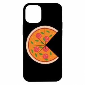 Etui na iPhone 12 Mini Mommy pizza