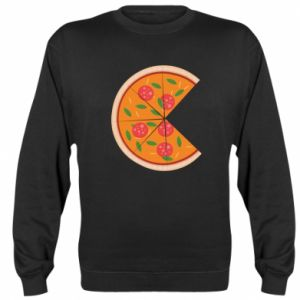 Bluza (raglan) Mommy pizza
