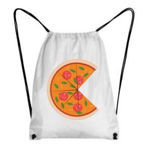 Backpack-bag Mommy pizza - PrintSalon