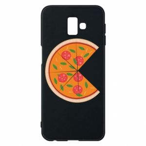 Etui na Samsung J6 Plus 2018 Mommy pizza