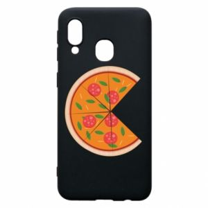 Etui na Samsung A40 Mommy pizza