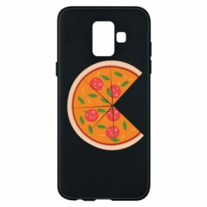 Etui na Samsung A6 2018 Mommy pizza