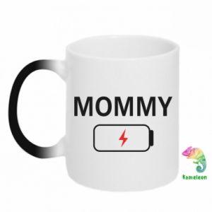 Kubek-kameleon Mommy charge