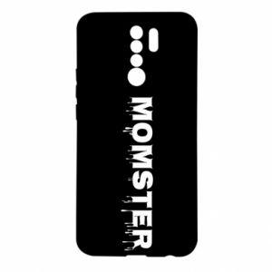 Etui na Xiaomi Redmi 9 Momster