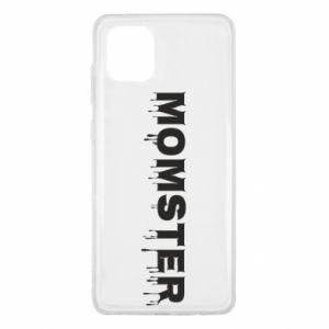 Etui na Samsung Note 10 Lite Momster
