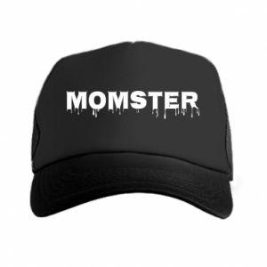 Czapka trucker Momster