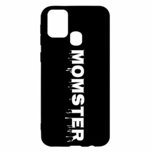 Etui na Samsung M31 Momster