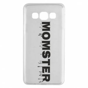 Etui na Samsung A3 2015 Momster