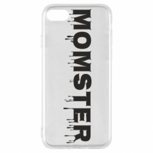 Etui na iPhone SE 2020 Momster