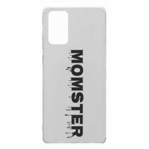 Etui na Samsung Note 20 Momster