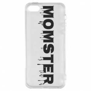 Etui na iPhone 5/5S/SE Momster
