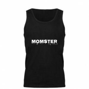 Męska koszulka Momster