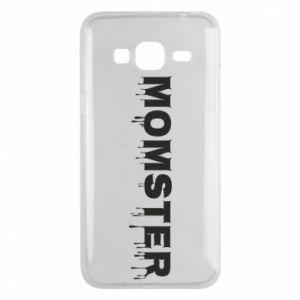 Etui na Samsung J3 2016 Momster