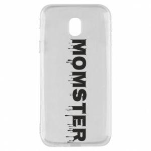 Etui na Samsung J3 2017 Momster