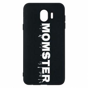 Etui na Samsung J4 Momster