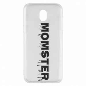 Etui na Samsung J5 2017 Momster