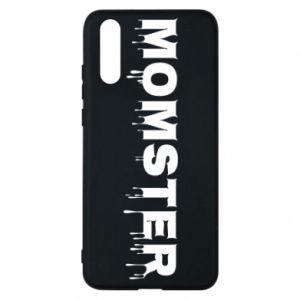 Etui na Huawei P20 Momster