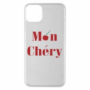 Etui na iPhone 11 Pro Max Mon chery
