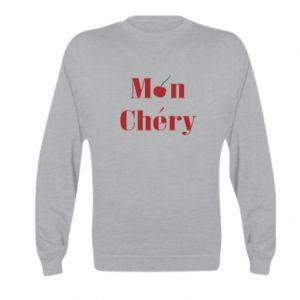 Bluza dziecięca Mon chery