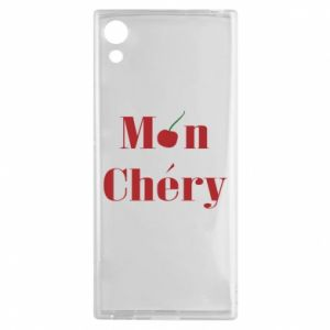 Etui na Sony Xperia XA1 Mon chery
