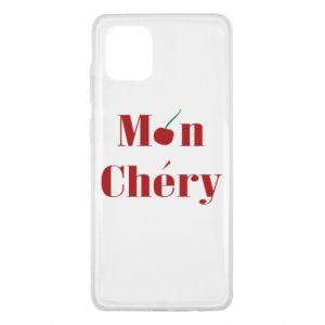 Etui na Samsung Note 10 Lite Mon chery
