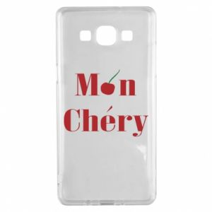 Etui na Samsung A5 2015 Mon chery