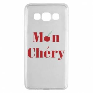 Etui na Samsung A3 2015 Mon chery