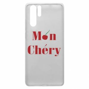 Etui na Huawei P30 Pro Mon chery