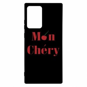 Etui na Samsung Note 20 Ultra Mon chery