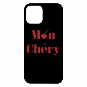 Etui na iPhone 12/12 Pro Mon chery