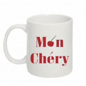 Kubek 330ml Mon chery