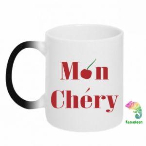 Kubek-magiczny Mon chery